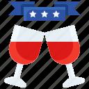 america, beverage, champagne, cheers, drinks, wine