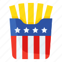 america, chips, food, french fries, fries, potato