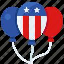 america, balloons, celebration, festival, party, usa