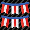 america, festival, festive, flag, party