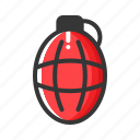 ammunition, bullets, game, weapon icon
