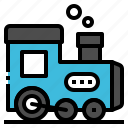 communication, old, train, transportation, vehicle icon