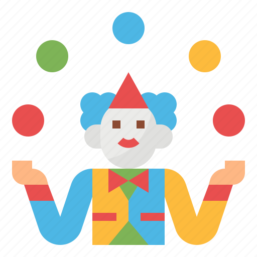 Circus, entertainment, fun, hands, juggling icon - Download on Iconfinder