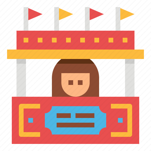 Buy, circus, office, tent, ticket icon - Download on Iconfinder