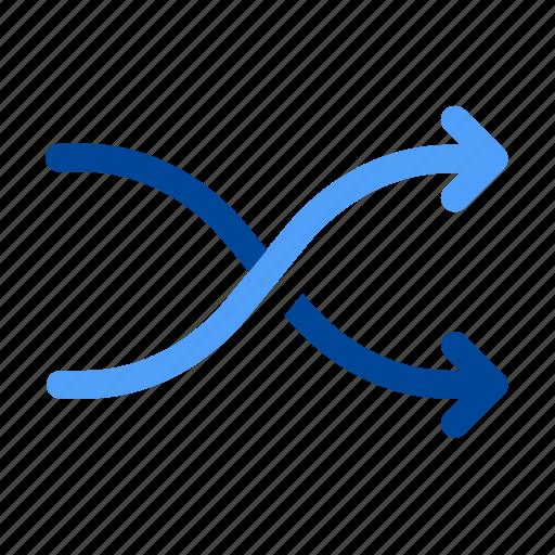 analytics, backlog, burn down chart, chart, cross, movement, performance icon