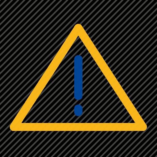 alert, attention, bug, caution, crash, error, warning icon