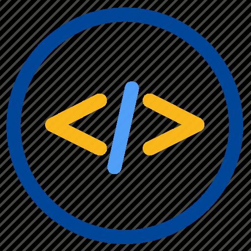 angle brackets, api, bracket, code, coding, data, web icon