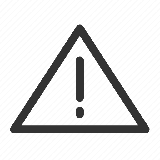 alert, attention, bug, crash, error, notification, warning icon