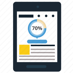 business, discount, graph, infograph, marketing, price, statistics icon