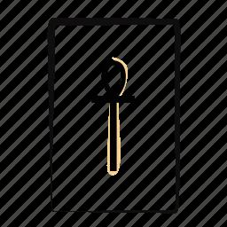 ancient, ankh, egypt, egyptian, hieroglyphs, key icon