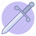 armaments, conquest, gladius, greek, mythology, roman, stab icon