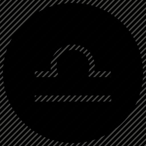 libra, zodiac icon