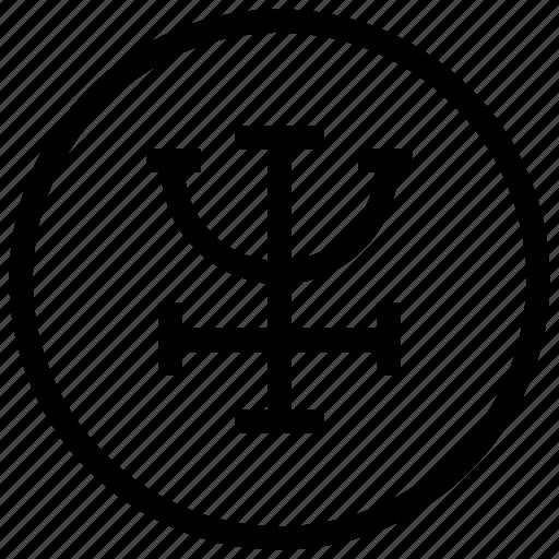 ancient, beliefs, symbols icon