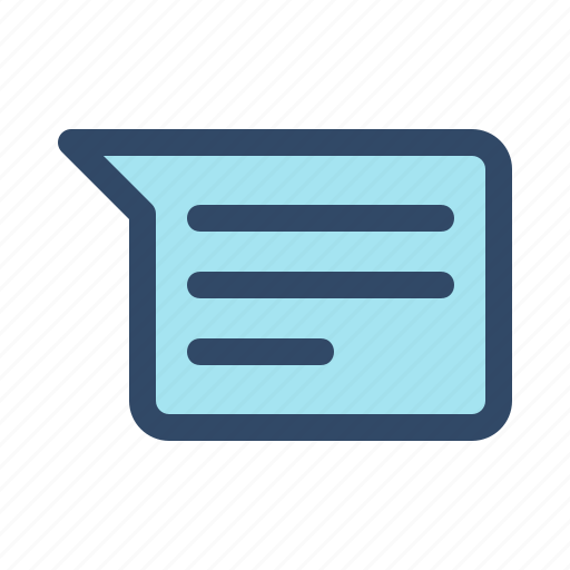android, app, device, interface, message icon