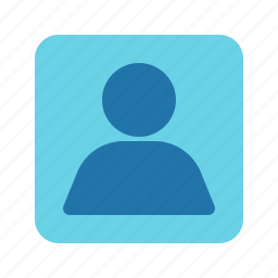 account, android, app, device, interface icon