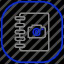 album, android, aplication, app, phone icon