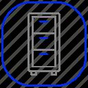 android, aplication, app, phone, storage icon
