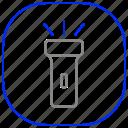 android, aplication, app, flash, light, phone icon