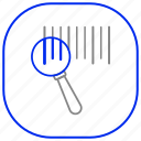 android, aplication, app, barcode, phone, scanner icon