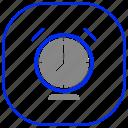 alarm, android, aplication, app, phone icon
