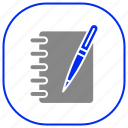 android, aplication, app, memo, phone icon