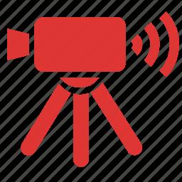 communication, live, network, web icon