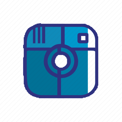 blue, camera, image, photo, photography, picture, pictures icon