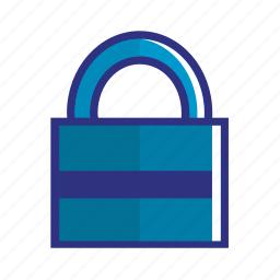 blue, key, password, privacy, protect, security, shield icon