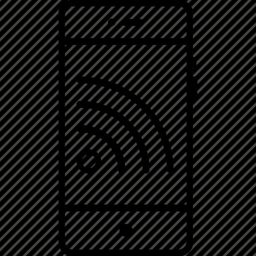 access, internet, mobile, network, signal, wifi, wireless icon