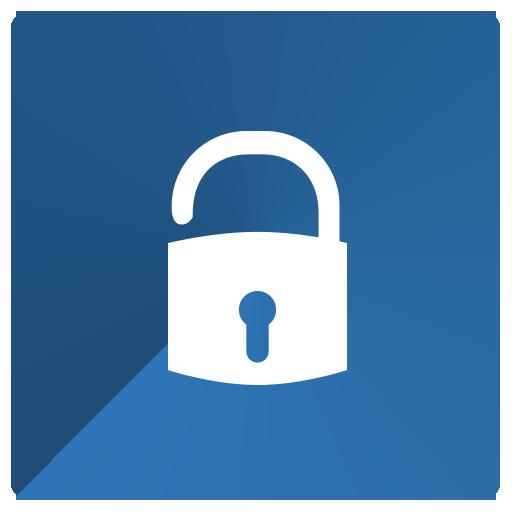 lock, secure, unlocked icon