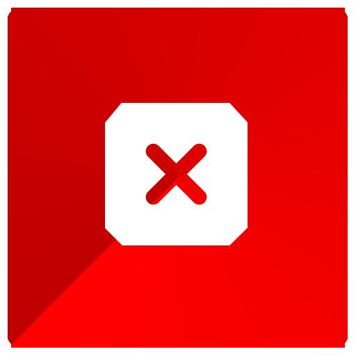 critical, error, halt, stop icon