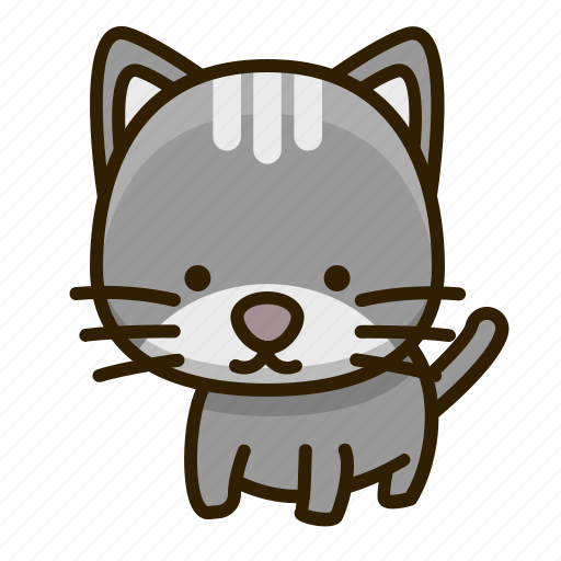 Animal, cat, cute, pet icon - Download on Iconfinder