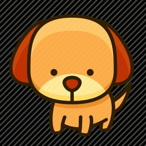 Animal, dog, pet, puppy icon - Download on Iconfinder