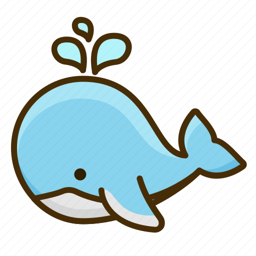 Animal, water, whale icon - Download on Iconfinder