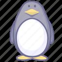 animal, animals, penguin icon