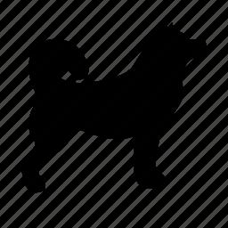 #dog, #husky, #pet, and, animal icon