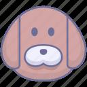 animal, animals, dog icon
