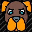 animal, avatar, avatars, dog icon