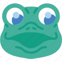 animal, avatar, avatars, frog icon