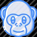 avatars, monkey, animal, avatar