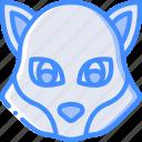 fox, avatar, animal, avatars