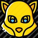 animal, avatar, avatars, fox icon