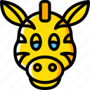 animal, avatar, avatars, zebra