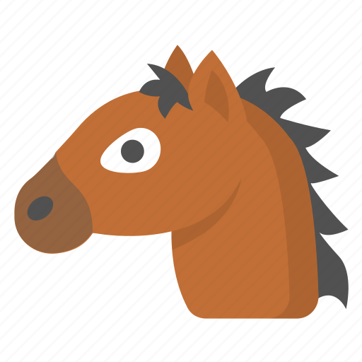 equestrian, horse, horseriding, pony, riding icon