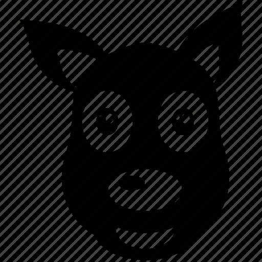 animal, animal face, lamb, lamb face, sheep icon