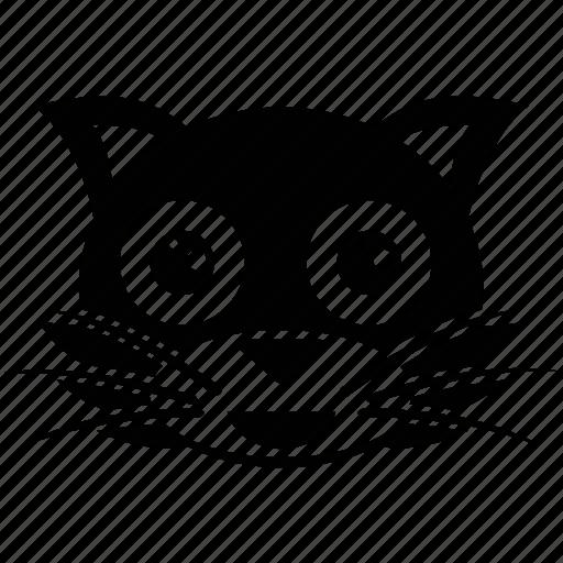 abyssinian, cat, cat face, coon, feline, lynx, siamese icon
