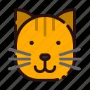 animal, carnivore, cartoon, cat, house pet, pet, zoo
