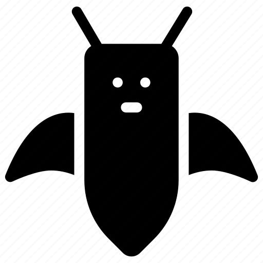 bat, bird, fly, mammals icon