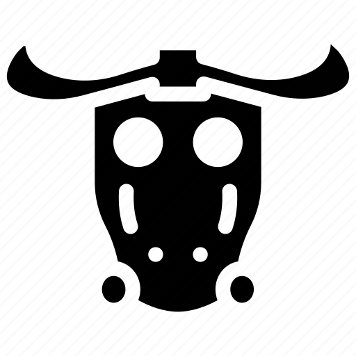animal, bull, cattle, cow icon