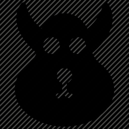 animal, bull, calf, cow icon